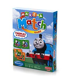 Mattel® Thomas and Friends Make-A-Match Game