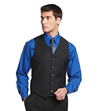Dockers® Men's Solid Vest - Black