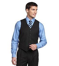 Dockers® Men's Classic Vest - Black Stripe