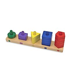 Melissa & Doug® Stack & Sort Board