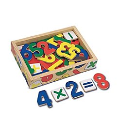 Melissa & Doug® Magnetic Wooden Numbers