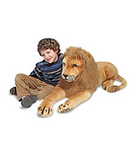 Melissa & Doug® Plush Lion