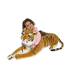 Melissa & Doug® Plush Tiger