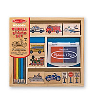 Melissa & Doug® Vehicle Stamp Set