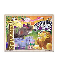 Melissa & Doug® 24-pc. African Plains Jigsaw Puzzle