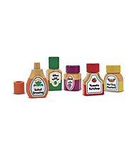 Melissa & Doug® Magnetic Kitchen Bottle Collection