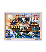 Melissa & Doug® 48-pc. Pirate Adventure Jigsaw Puzzle