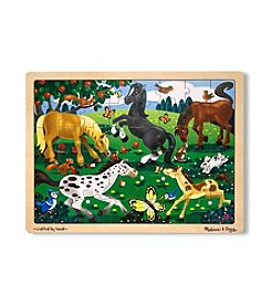 Melissa & Doug® 48-pc. Frolicking Horses Jigsaw Puzzle