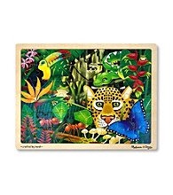 Melissa & Doug® 48-pc. Rainforest Jigsaw Puzzle