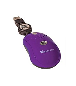 PC Treasures Retractable Mighty Mini Mouse
