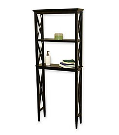 RiverRidge Home Products X-Frame Space Saver - Espresso