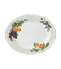 Mikasa® Antique Orchard Oval Platter