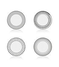 Mikasa® Cheers Mixed Salad Plates - Set of 4