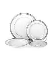 Mikasa® Platinum Crown 20-pc. Dinnerware Set
