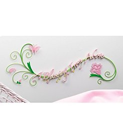 "Lillian Rose® Painted Metal ""Blessing"" Wall Decoration"