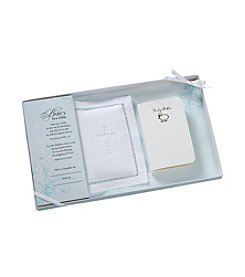 Lillian Rose® Baby Fabric-covered Bible