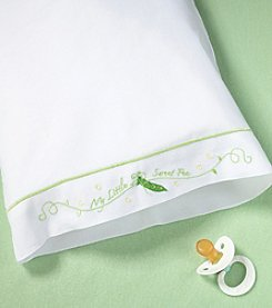 "Lillian Rose® Baby ""Sweet Pea"" Pillowcase"