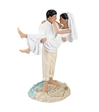 Lillian Rose® Hispanic Beach Wedding Figurine