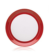 Mikasa® Circle Chic Red Dinner Plate