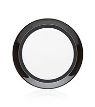 Mikasa® Circle Chic Black Dinner Plate