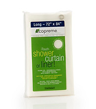 InterDesign® Ecopreme® iTouch® Shower Curtain or Liner!
