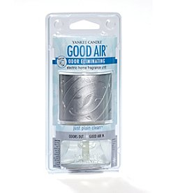 Yankee Candle® Good Air Electric Home Air Freshener - Just Plain Clean