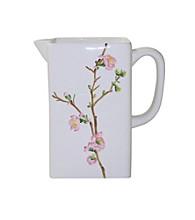 Corelle® Square Cherry Blossom Pitcher