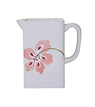 Corelle® Square Pretty Pink Pitcher
