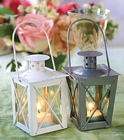 Kate Aspen Set of 12 Luminous Mini-Lanterns