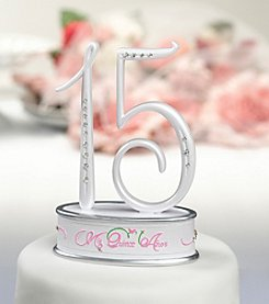 "Lillian Rose® ""Mis Quince Anos"" Caketopper"