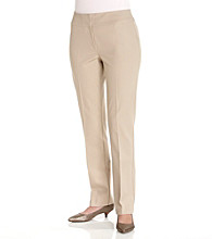 Laura Ashley® Bi-Stretch Twill Pant