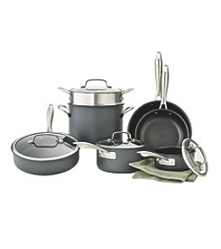 Cuisinart® Dishwasher Safe Hard-Anodized 11-pc. Cookware Set