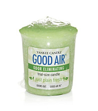Yankee Candle® Good Air Scented Votive - Just Plain Fresh