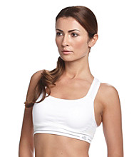 Jockey® Active Seamless Underwire Sport Bra - Pure White