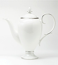 Noritake Rochelle Platinum Coffee Server