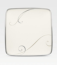 Noritake Platinum Wave Small Square Accent Plate