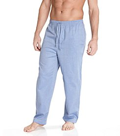 Nautica® Men's Sleepwear Pants - Houndstooth Blue Bonnet