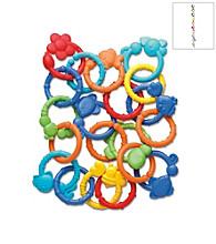 Fisher-Price® Link-a-Doos 20 Link Pack Take Along Toy