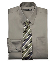 Geoffrey Beene® Men's Big & Tall Sateen Dress Shirt