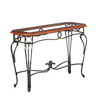 Holly & Martin™ Newcastle Sofa Table - Dark Cherry