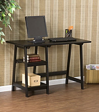 Holly & Martin™ Gavin Black Desk