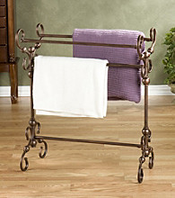 Holly & Martin™ Carlisle Blanket Rack - Antique Bronze