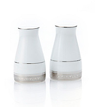 Noritake Crestwood Platinum Salt & Pepper Set