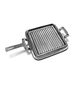 Wilton Armetale® Gourmet™ Grillware Square Griddle with Handles