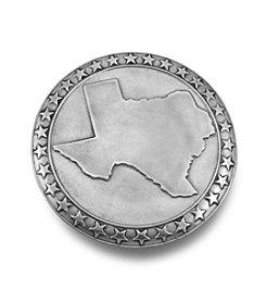 Wilton Armetale® Texas Large Round Platter/MT