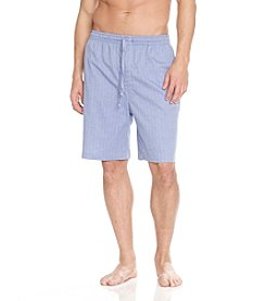 Nautica® Men's Blue Bonnet Herringbone Shorts