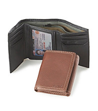 Levi's® Men's Leather Trifold Wallet
