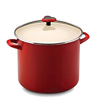 Rachael Ray® Porcelain Enamel Nonstick 12-qt. Stock Pot