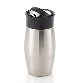 Metrokane Rabbit® Barware Flip-Top Cocktail Shaker