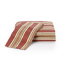 Elite Home Products Yardley Stripe 300-Thread Count Cotton Sheet Sets